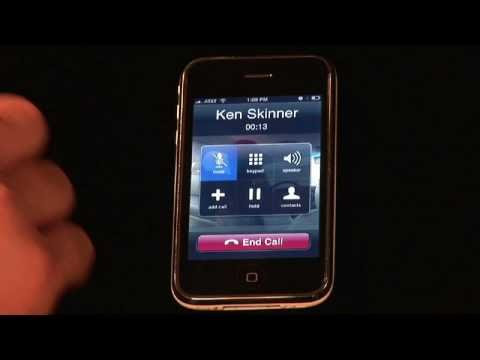 iPhone Basic Functions : How to Use the iPhone ...