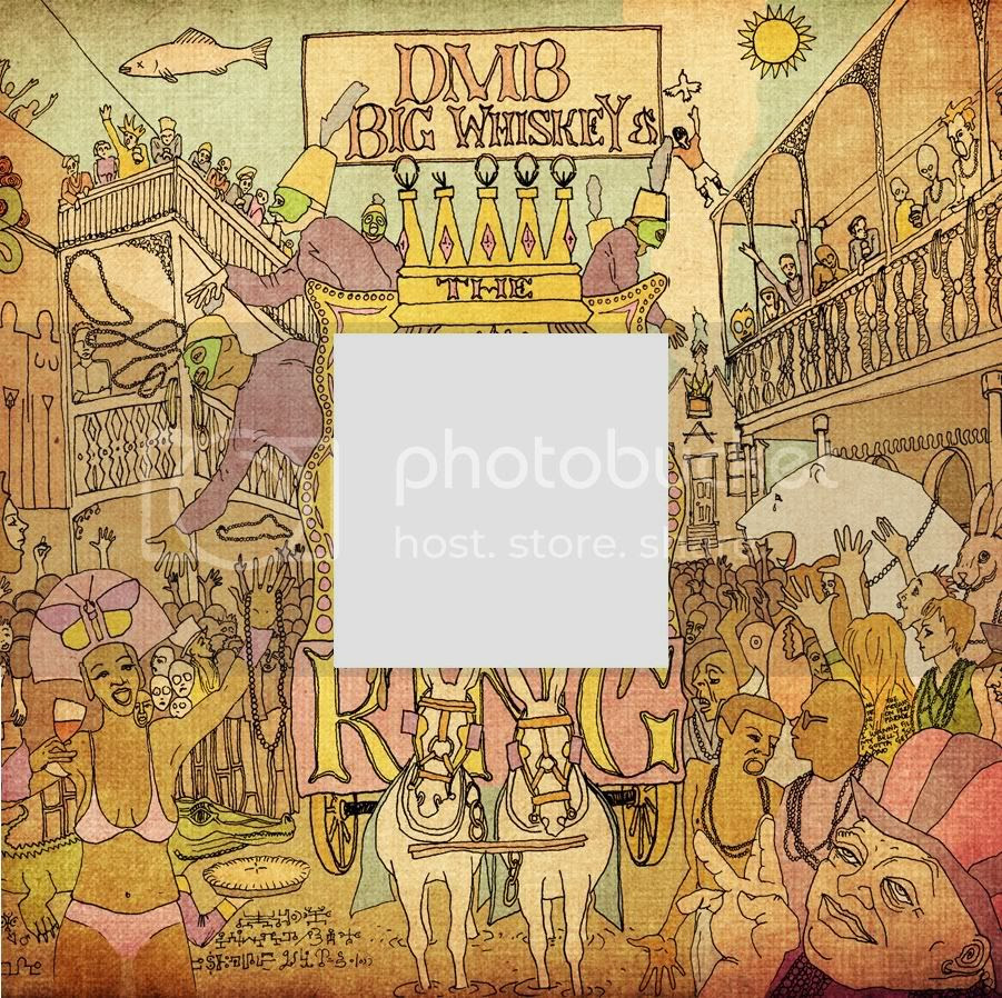 Dave Matthews Band - Big Whiskey and the Groogrux King album cover art