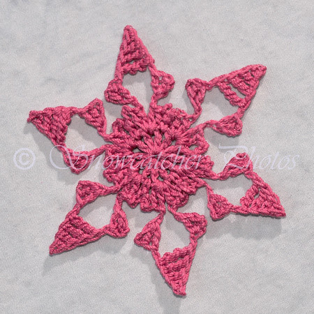 Baby Snowflake #1