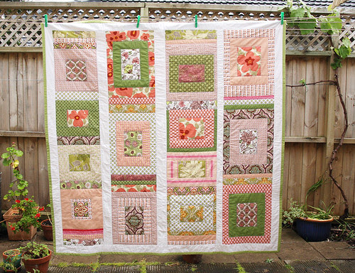 Amy's Quilt front