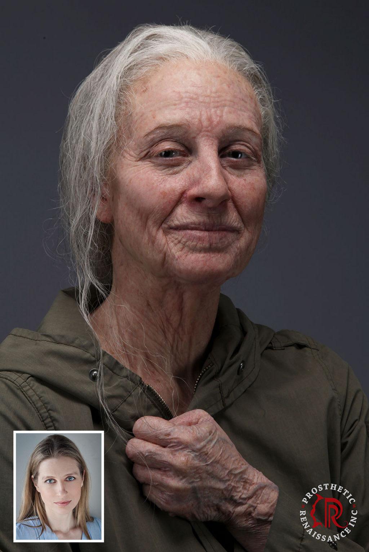 O trabalho desses artistas da maquiagem protética é tão bom que você nem acredita que é realmente maquiagem 02