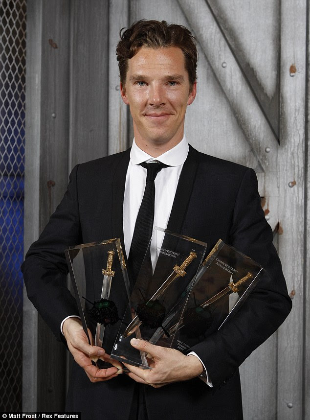 Scoop: Cumberbatch scooped Best Actor award