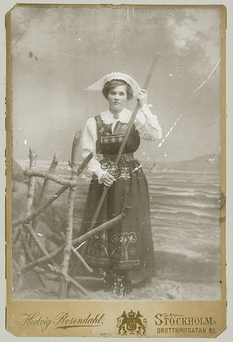 Cabinet Card from Sweden