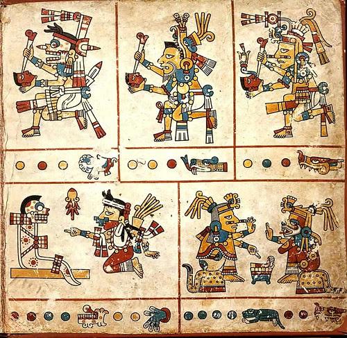 Codex Fejervary Mayer (famsi) b