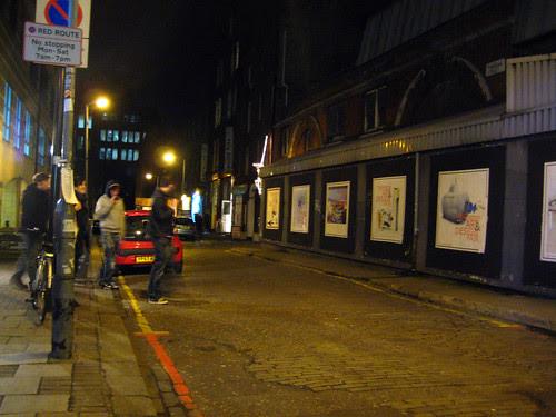 Street to Double Club