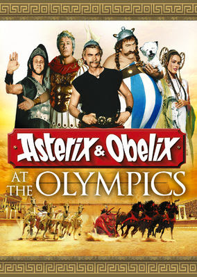 Asterix & Obelix at the Olympics