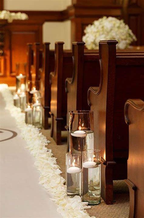 Best 25  Wedding chapel decorations ideas on Pinterest