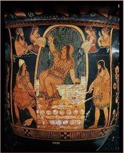 Αμφιτρύωνας και Αλκμήνη