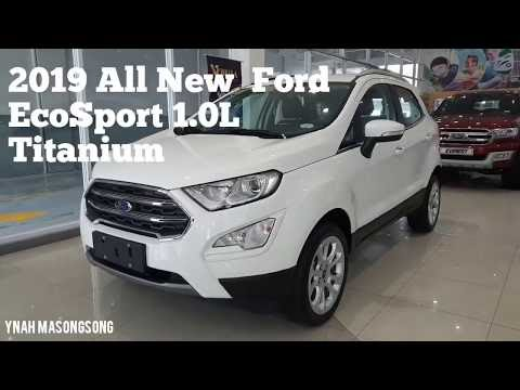 Video: Ford EcoSport 1.0L EcoBoost Titanium _ Cool White | Walk Around by Ynah Masongsong (Ford Batangas)