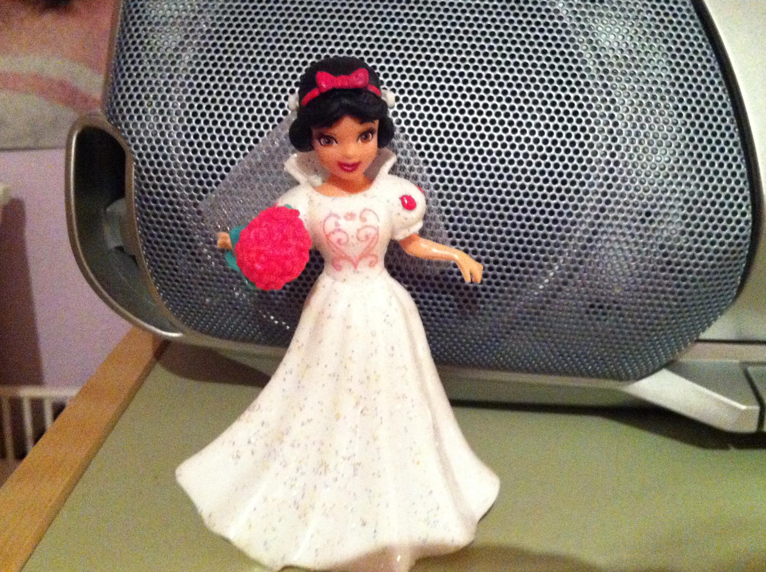 My Fairytale Wedding Snow White And Prince Anak Patung