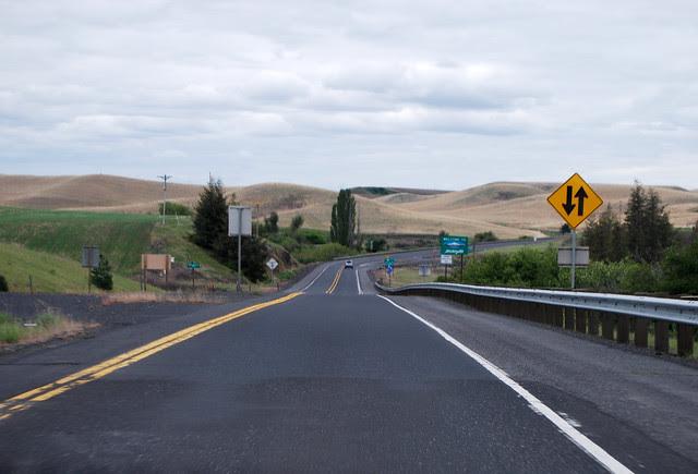 US 195 @ Idaho