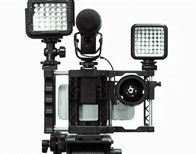 Cara Ubah Smartphone Jadi Kamera Profesional