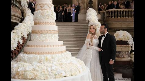 The most Lavish wedding that ever happened at Opera