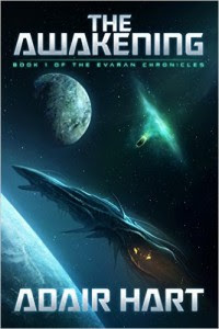 The Awakening by Adair Hart