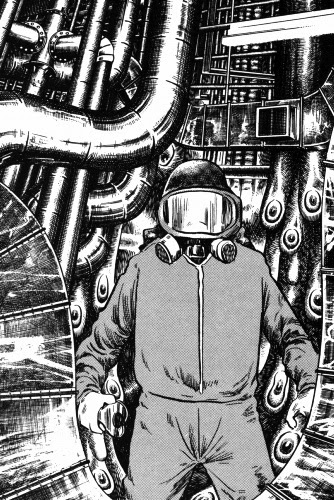 Asahicom朝日新聞社水木しげるさん描く福島原発 32年前の