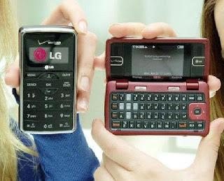 LG's VX9100
