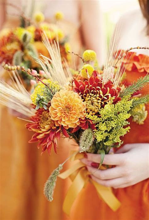 Rustic Cuteness: 40 Thanksgiving Wedding Ideas   Weddingomania