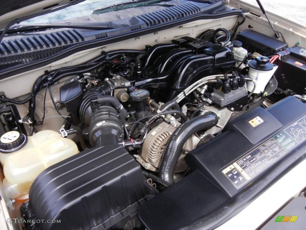 2004 Ford Explorer Engine 40 L V6