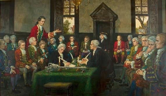 va declaration of rights