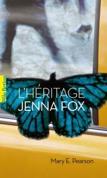 Couverture Jenna Fox, tome 2 : L'Héritage Jenna Fox