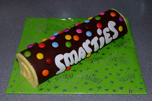 Smarties Cake Sexy Cars Girls Entertainment