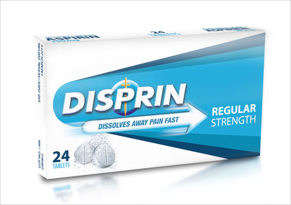 New Disprin Packaging Design Ideas 1 30+ Beautiful Examples of Medicine Packaging Designs For Inspiration