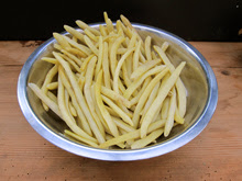 haricots beurre provençale vegan vegetalien