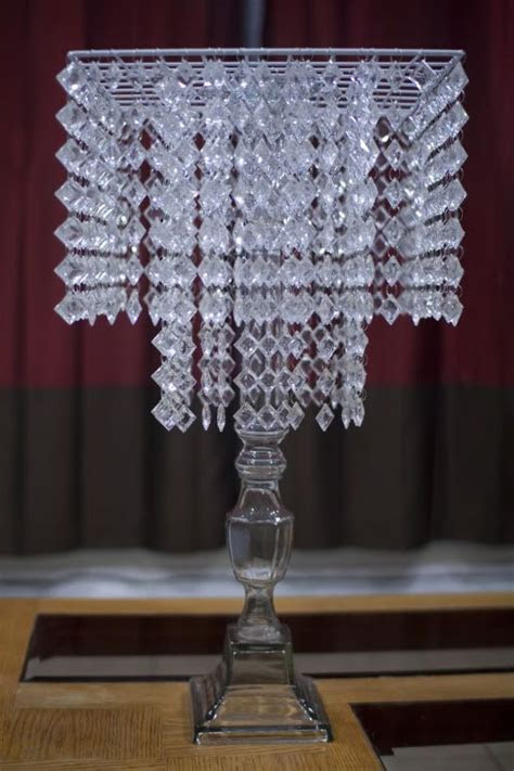 My DIY CHANDELIER centerpiece!!!   Planning   Project