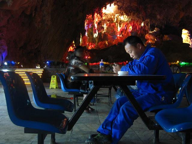 Swallow Cave, near Jianshui, Yunnan