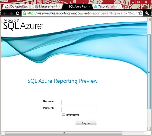 sql-azure-reporting-preview