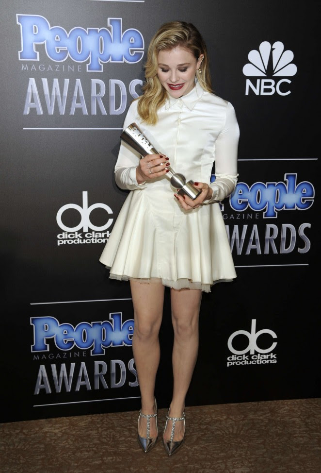Chloe Moretz: PEOPLE Magazine Awards 2014 -10