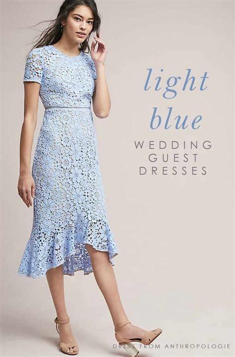 Light Blue Dresses in 2019   Wedding Guest Dresses   Blue