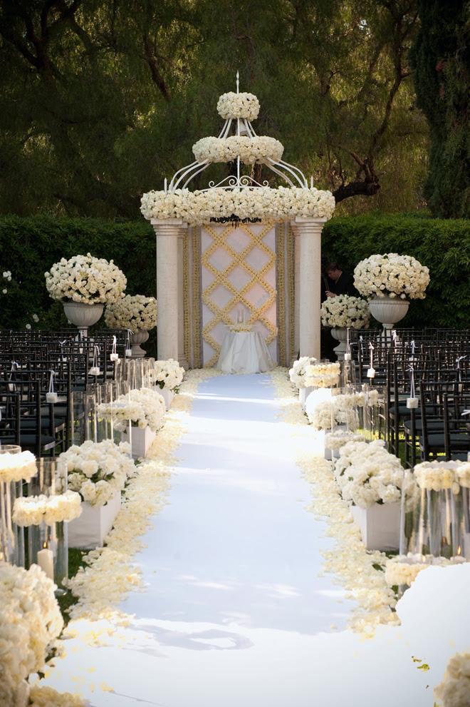 Gorgeous Wedding Ceremony Ideas Belle The Magazine