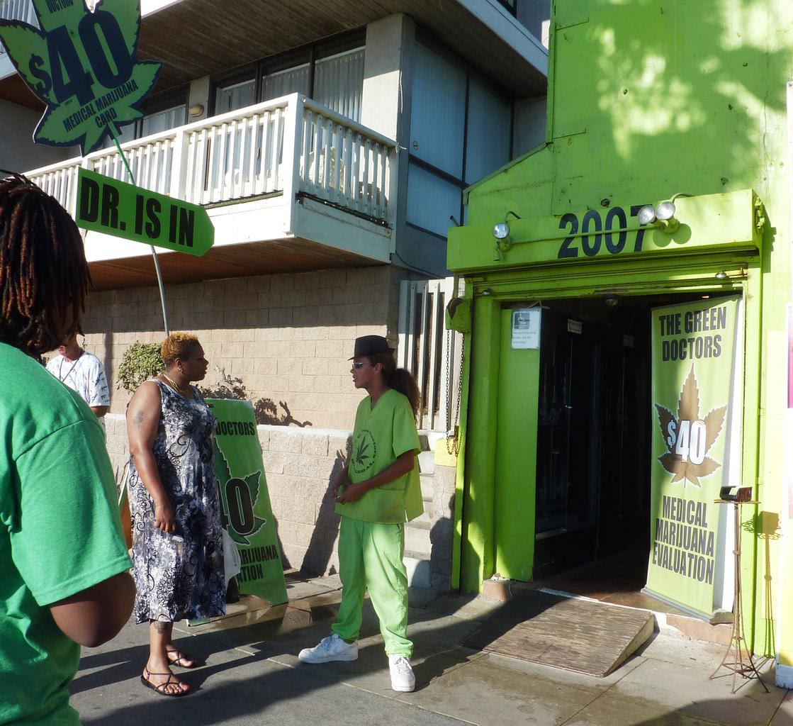 The Green Doctors Of Venice Beach
