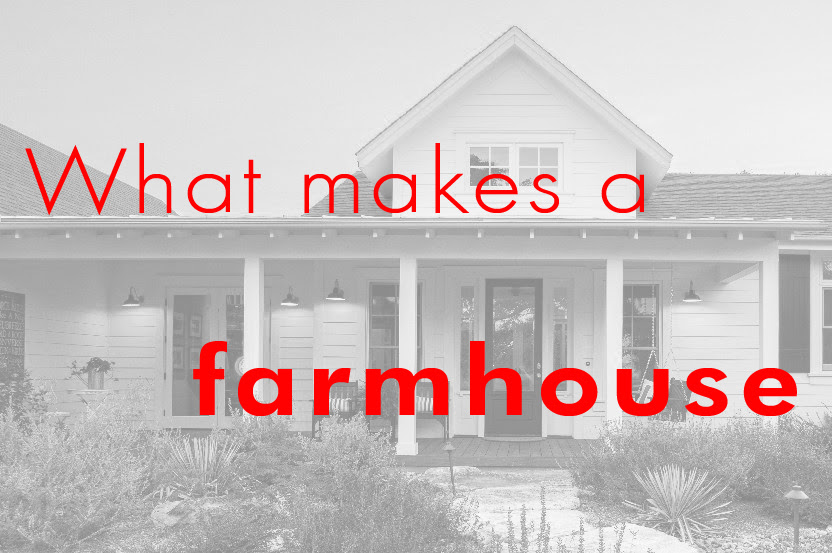 What Makes A Farmhouse Vanguard Studio Architect Austin Texas