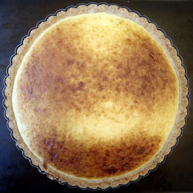 Thomas Keller's lemon tart