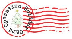 Operation Holiday Card