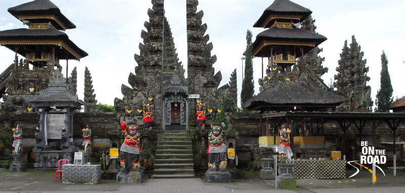 Pura Ulan Danu Batur, Kintamani, Bali