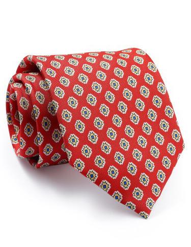 Mẫu Cravat Đẹp 1 - Màu Đỏ