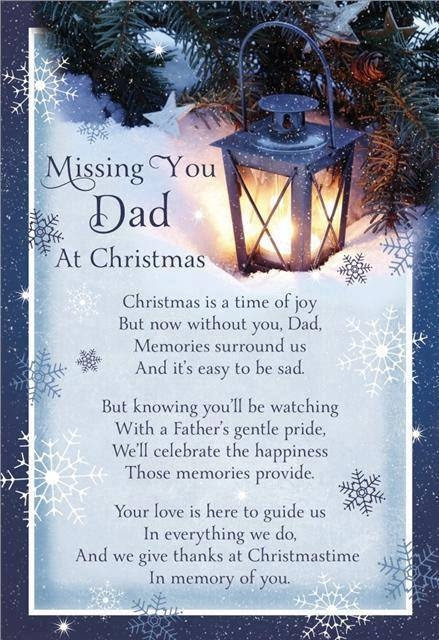 Missing You Dad At Christmas Pictures Photos And Images For