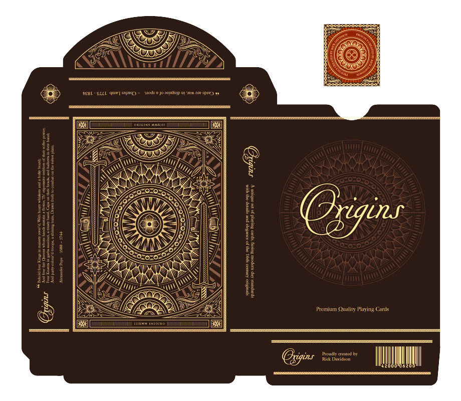 Origin Playing Cards