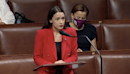 'This is not new, and that is the problem': AOC gives powerful speech against misogyny in response to being called a 'f***ing b****' by GOP lawmaker
