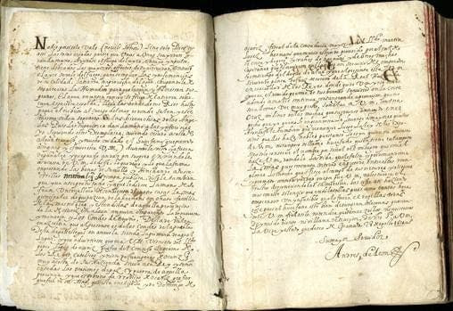 Cursed Book In Spain About Granada Orphan Thought Lost For 400