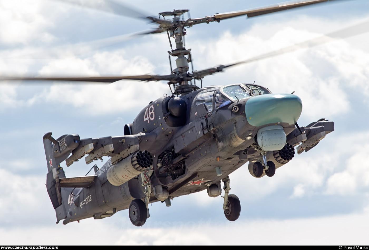 Resultado de imagen de Kamov Ka-52K (Hokum-B