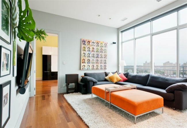 Penthouse with Panoramic Views in Brooklyn 5 650x446 Penthouse with Panoramic Views in Brooklyn