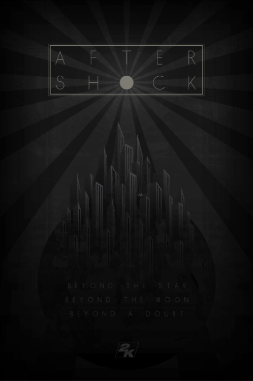 AfterShock: The Info Illustration Gallery by Nick Caldwell
