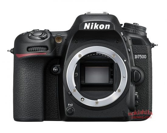 Image result for new nikon d7500