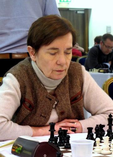 La doctora Jana Bellin, presidenta de la Comisión Médica de la FIDE