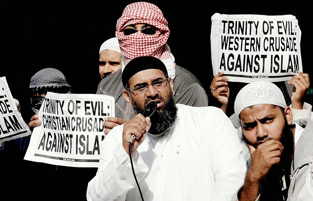 Choudary and his followers