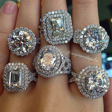 25  best ideas about Large wedding rings on Pinterest